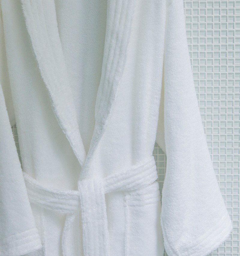 SFERRA Bath Amira Bathrobe