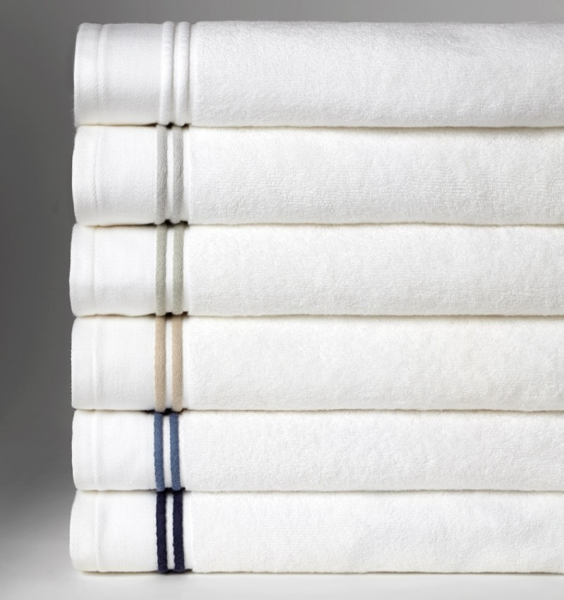 SFERRA Bath Aura Bath Towels