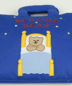 cloth children's books bedtime bear